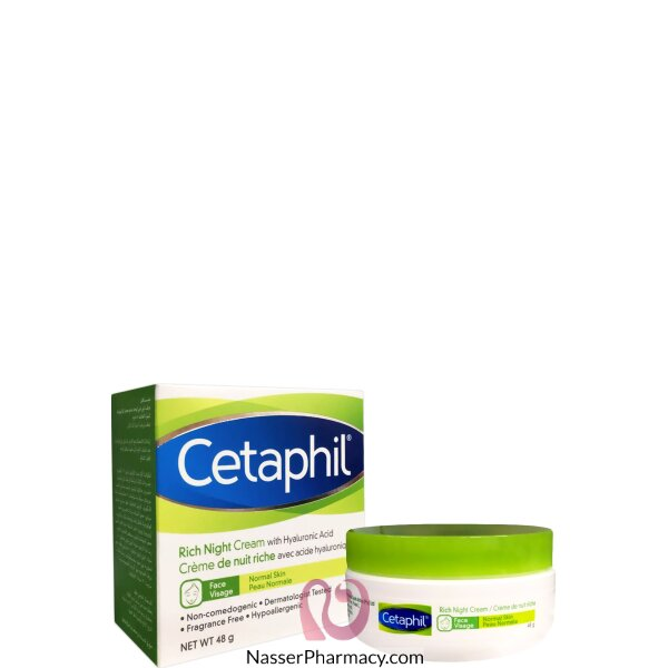 Cetaphil Hydrating Night Cream 48ml