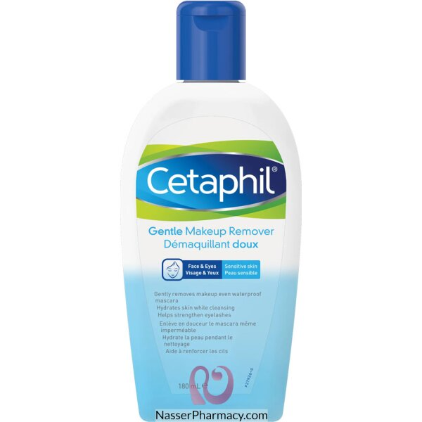 Cetaphil Make Up Remove 180ml