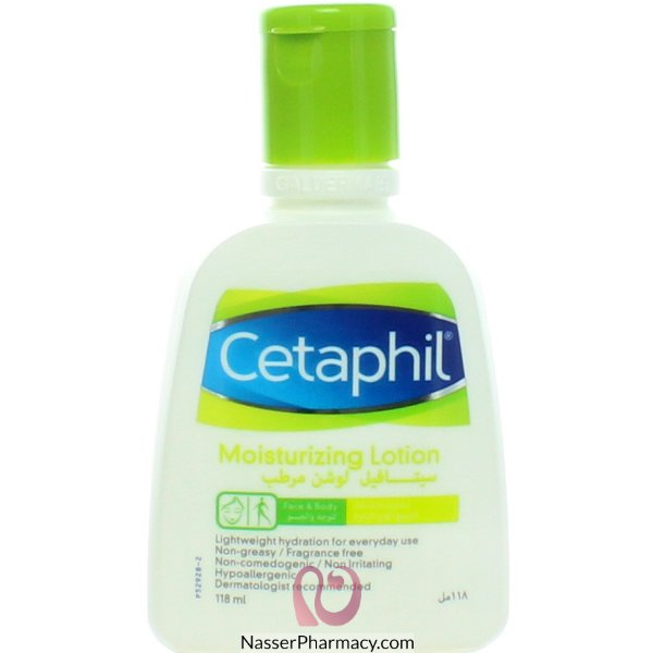 Cetaphil Moist Lot 118mlx29