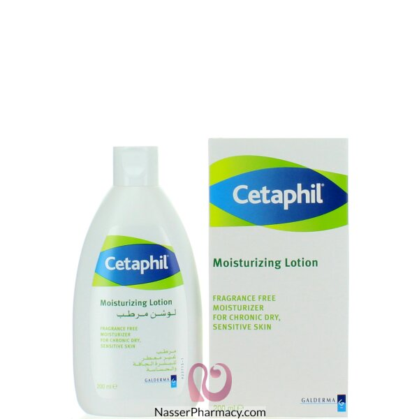 Cetaphil Moisturizing Lotion -  200ml