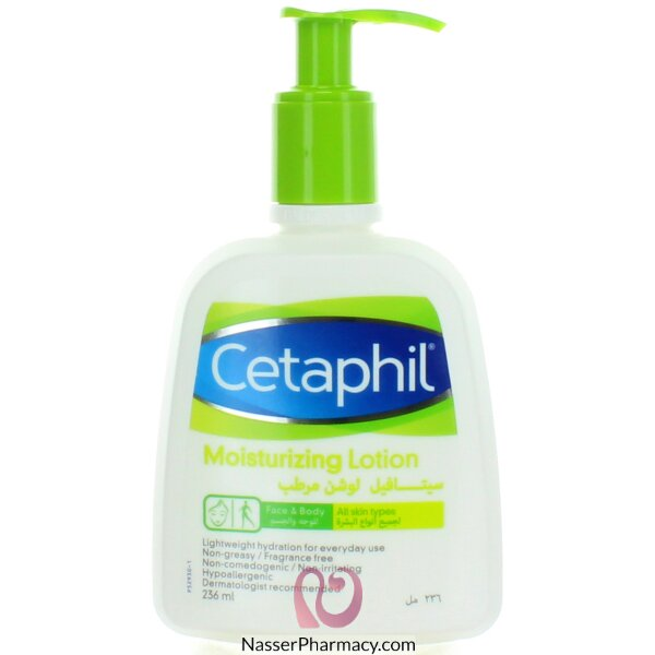 Cetaphil, Moisturizing Lotion 236 Ml