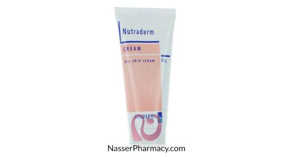 Buy Galderma Nutraderm Dry Skin Cream 60 G From Nasser