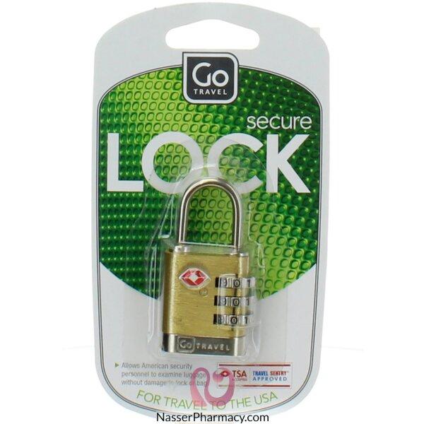 جو ترافل قفل أمان بدون مفتاح رقمي