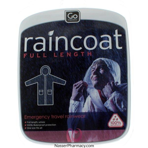 جو ترافل معطف واقي من المطر