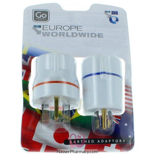 محول كهربائي من أوروبي الى عالمي