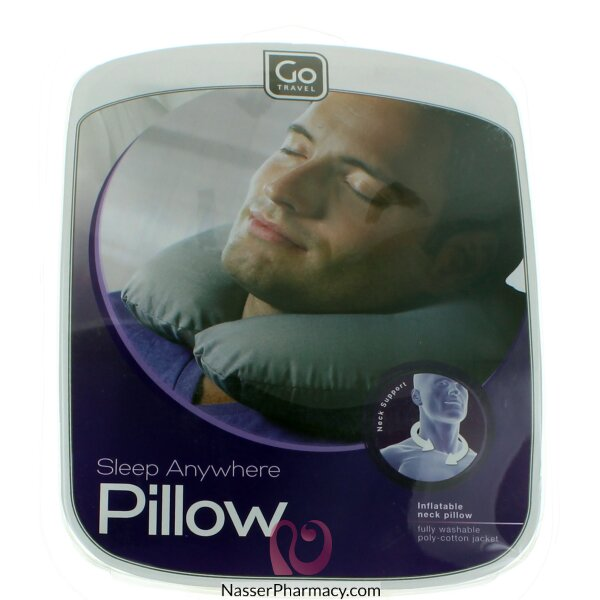 Go Blow Up Travel Pillow