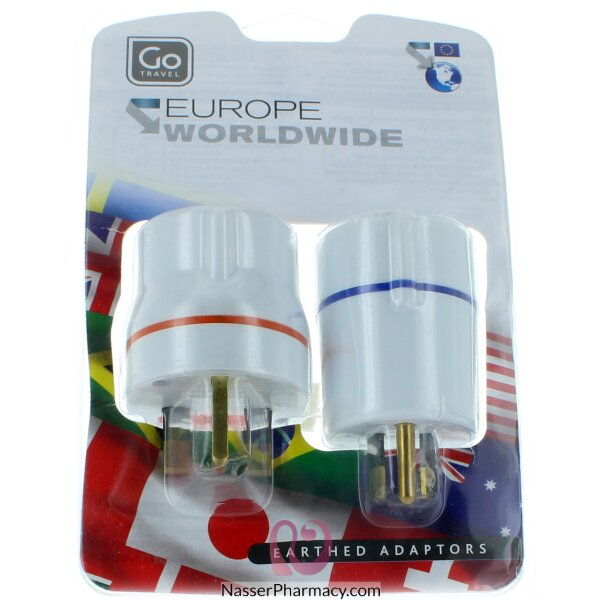 Go Euro Adaptors Worldwide