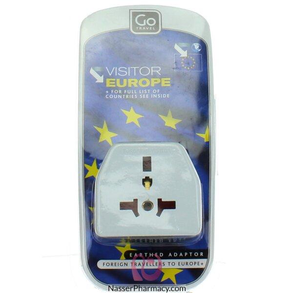 Go Euro Adaptors Worldwide European Visitor