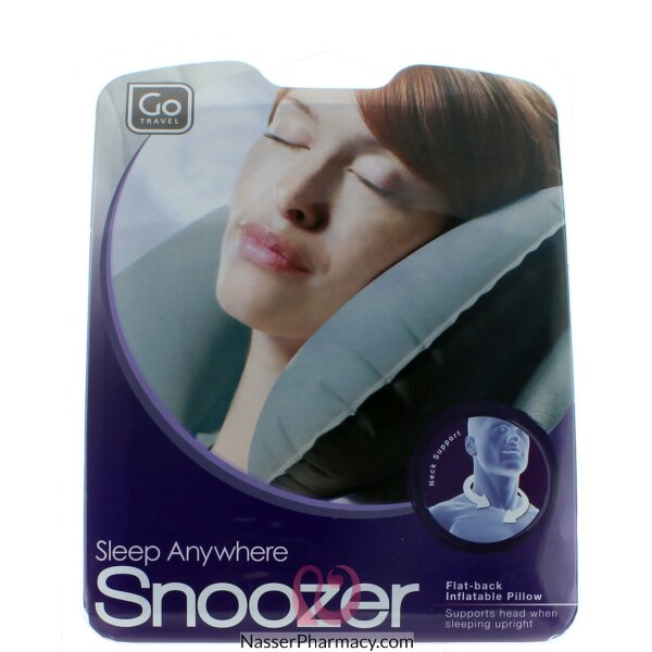 Go The Snoozer Inflatable Pillow