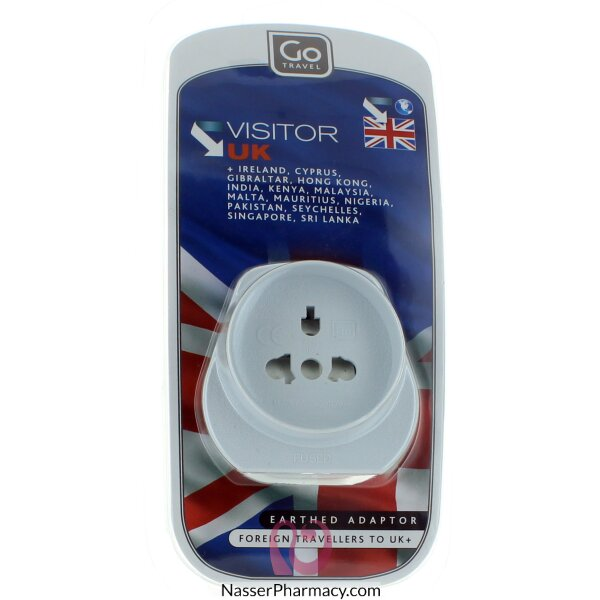Go Travel Adaptor The Visitor To Uk