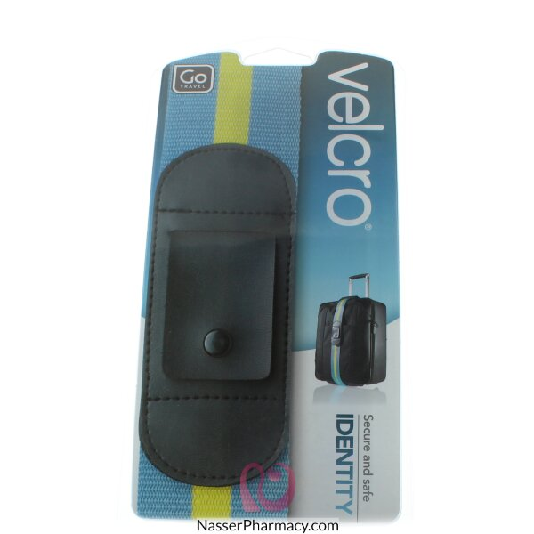 Go Travel Identity Strap