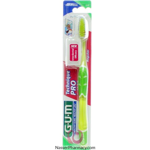 Gum T/brush Med Tec Pro-526