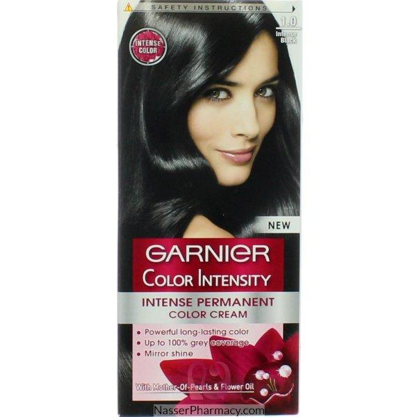 Garnier Col Intense Black 1.0