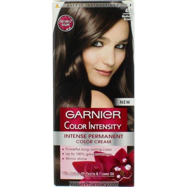 Garnier Col Intense Dp Brown 4.0