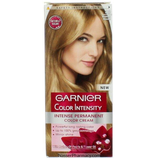 Garnier Color Intensity Cream Medium Blond 7.0