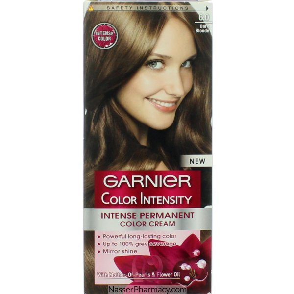 Granier Col Intensity Dark Blond 6.0