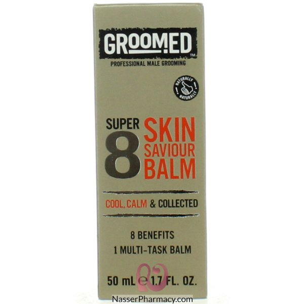Groomed Super 8 Skin Balm 50ml-gr2512