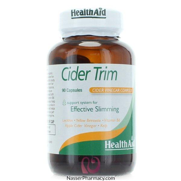 Health Aid Cider Trim - 90capsules
