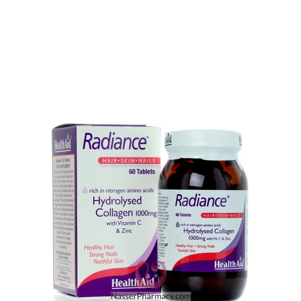 Health Aid Radiance - 60tablets
