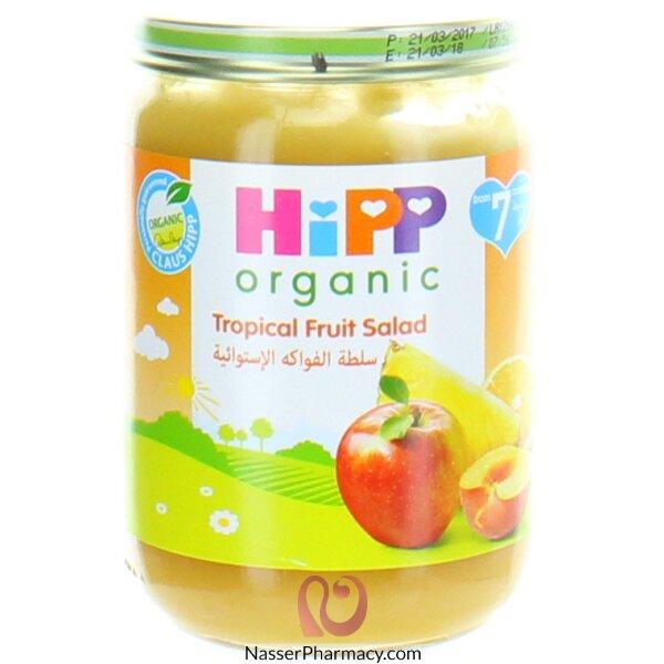 هيب  Hipp  سلطة الفواكة الاستوائية  190 جرام