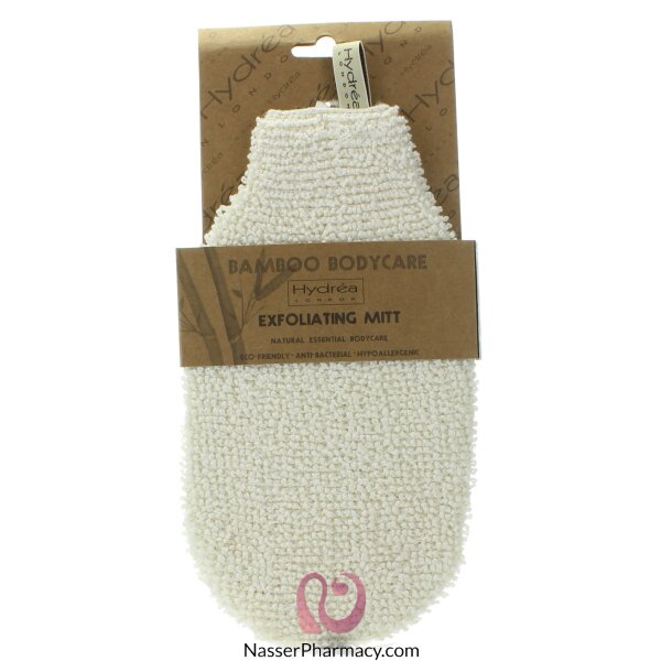 Hydrea London Natural Bamboo Gentle Exfoliation
