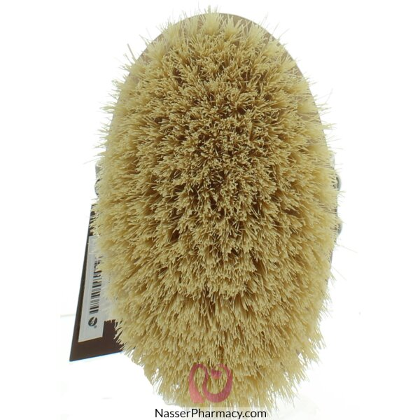Hydrea Professional Dry Skin Body Brush With Cactus Bristles (firm/extra Firm Bristles)
