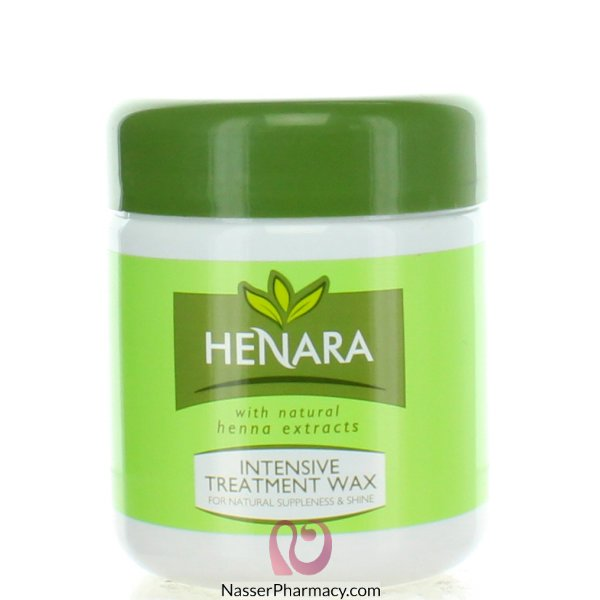 Henara (e) Henna Treat Wax 400gm Jar 3136