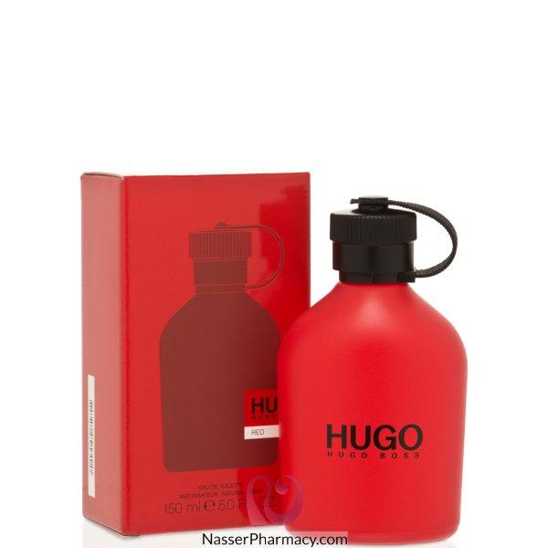 0efe7b744 تسوق أونلاين هوجو بوس Red عطر للرجال - 150 مل من صيدليات ناصر البحرين