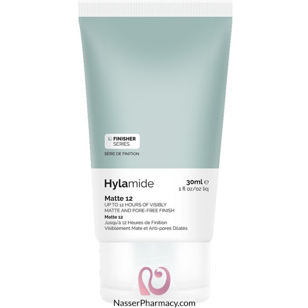 Hylamide Finisher Matte 12, 30 Ml
