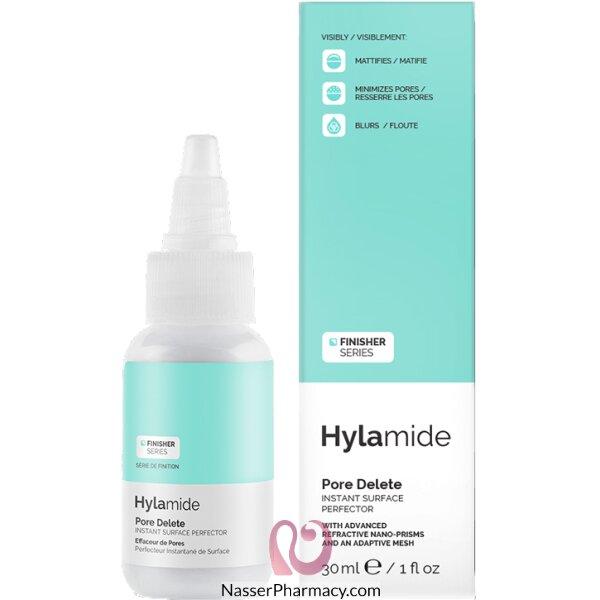 Hylamide Finisher Pore Delete30ml
