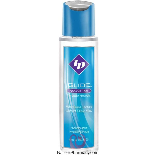 I-d Glide -de Water Based Lubricant Natural Feel - 30ml
