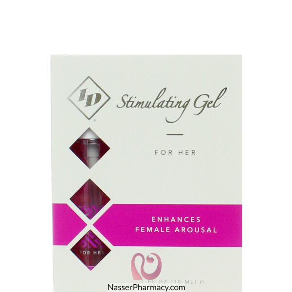I-d Lubricants Stimulating Gel - 15 Ml