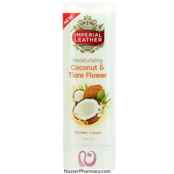 Imperial  Leather  Shower Cream Fruits Coconut+tiare 250ml