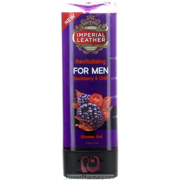 Imperial  Leather  Shower Fruits Black Berry+chilli - 250ml