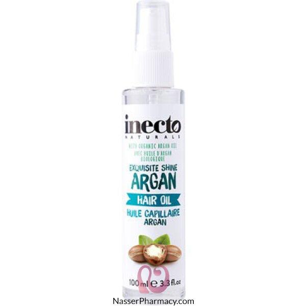 Inecto Naturals Hair Oil Argan 100ml