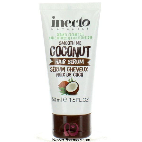 Inecto Naturals Hair Serum Coconut 50ml-59386
