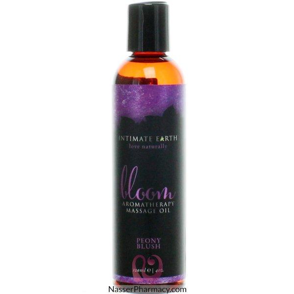 Intimate Earth Bloom Aroma Oil Peony Blush 120ml