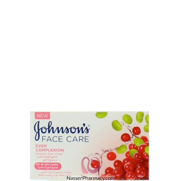 Jj Even Complexion Bar 100g