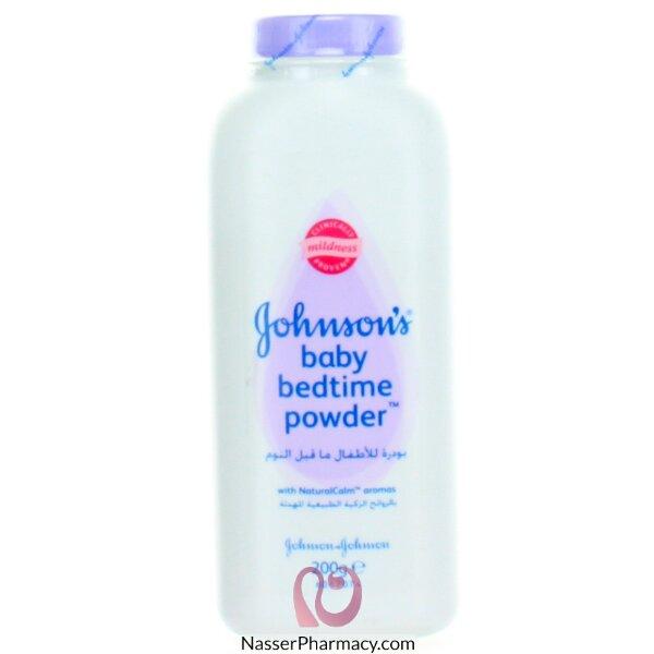 Johnson Bedtime Baby Powder Lavender & Camomile  200gm