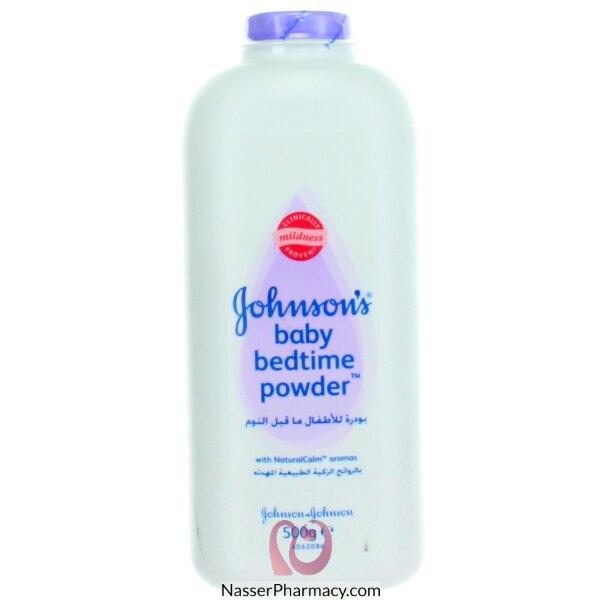 Johnson Bedtime Baby Powder Lavender & Camomile 500 Gm