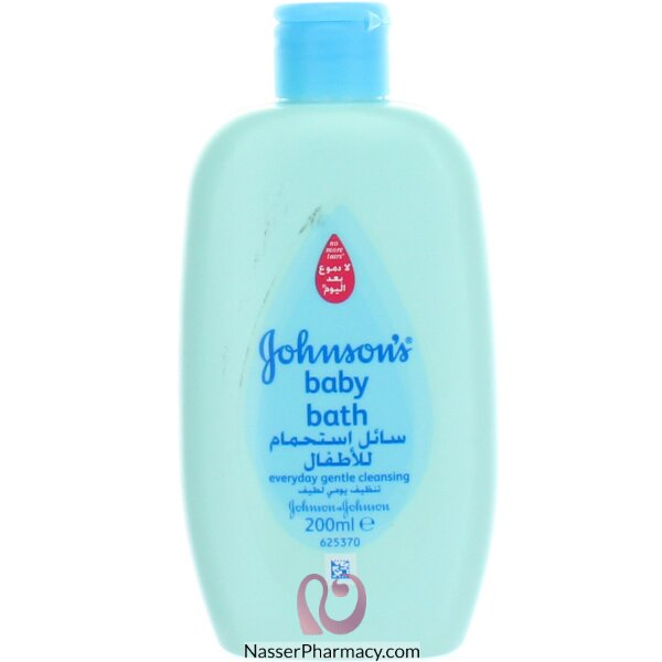Johnson's Baby Bath Wash 200ml