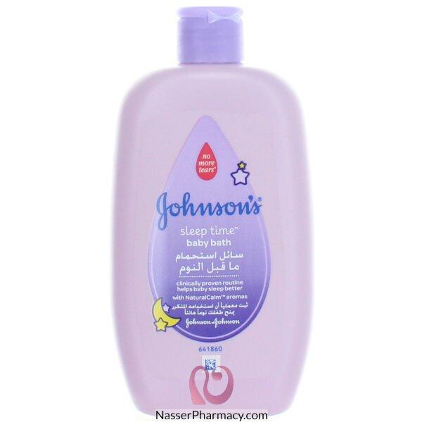 Johnson&#39s Baby Bedtime Bath 300 Ml