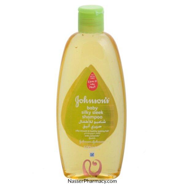 Johnson&#39s Baby Silky Sleek Shampoo  500ml