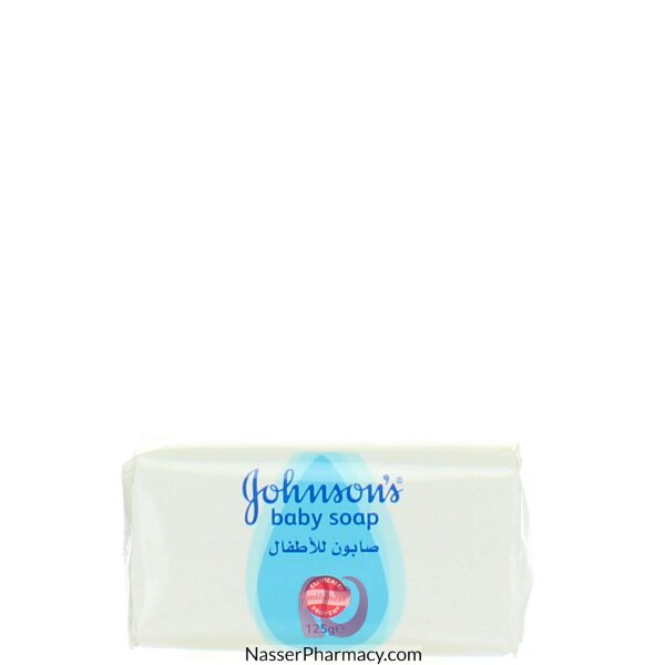 Johnson&#39s  Baby Soap 125gm