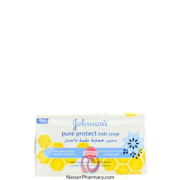 Johnson's Baby Pure Protect Kids Soap 125 G