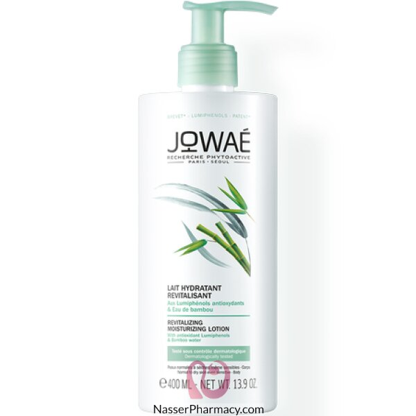 Jowae Revitalizing Moisturizing Lotion 400ml