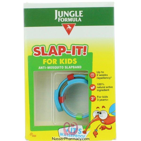 جانجل فورميولا Jungle Formula  سوار للأطفال طارد للحشرات والناموس 1-59899
