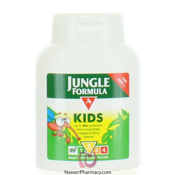 جانجل فورميولا  Jungle Formula  لوشن للأطفال طار للناموس 125 مل