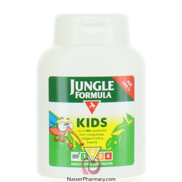 Jungle Formula Kids Insect Repellent Lotion 125ml