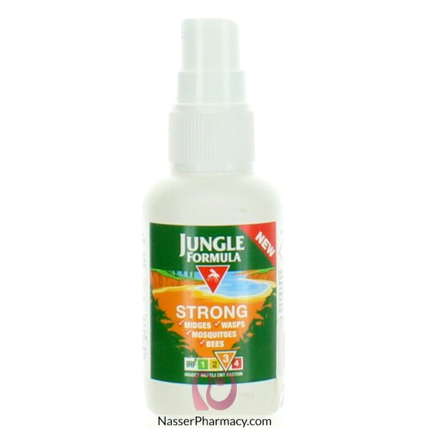Jungle Formula Strong Pump 60ml